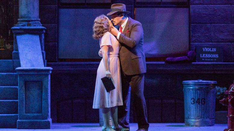 As Harry Easter in  Street Scene  at Virginia Opera