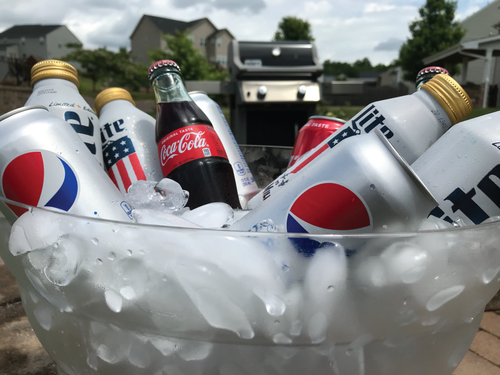 Party Bucket with Drinks