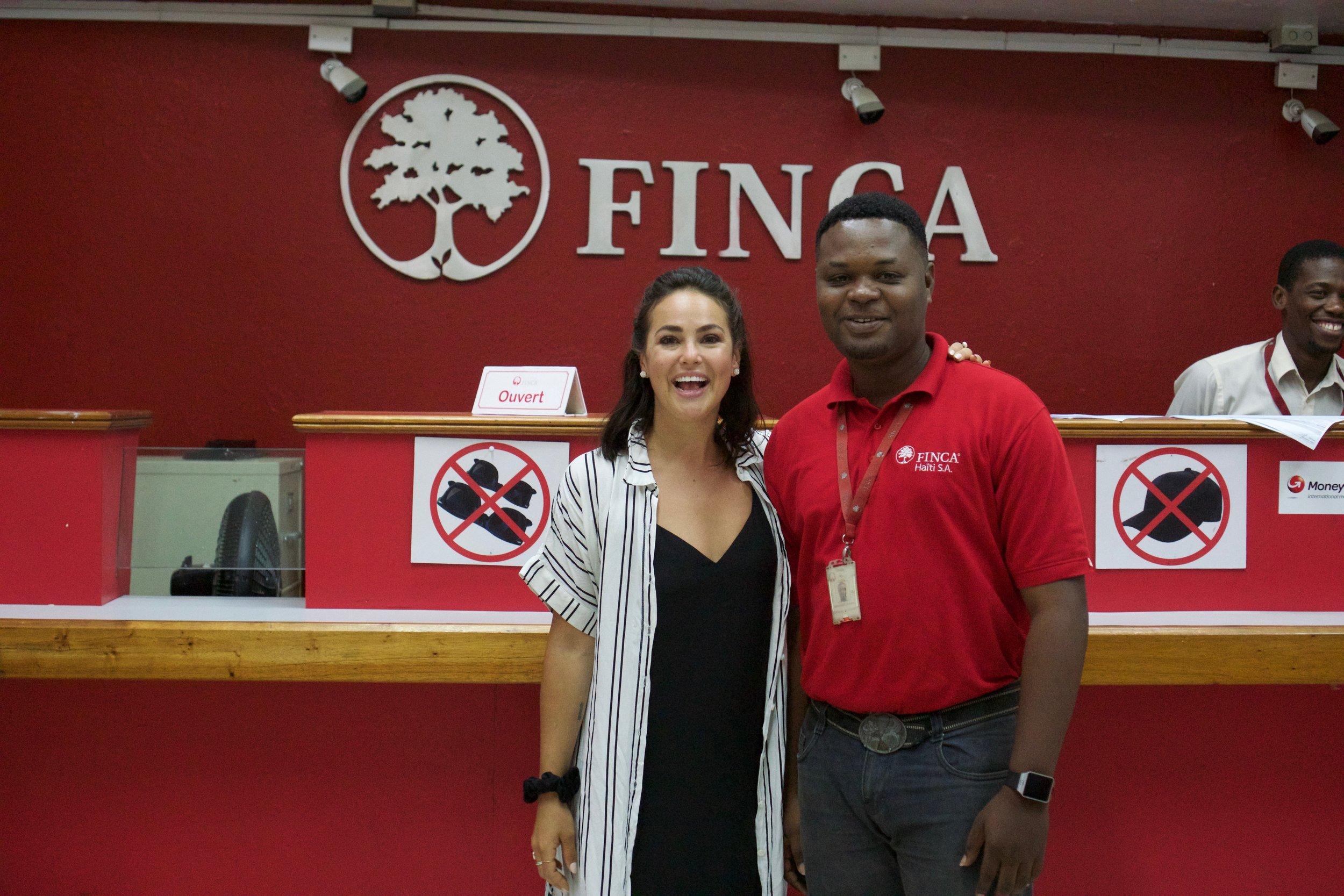 Chloe with VB Loan officer_FINCA Branch.jpg