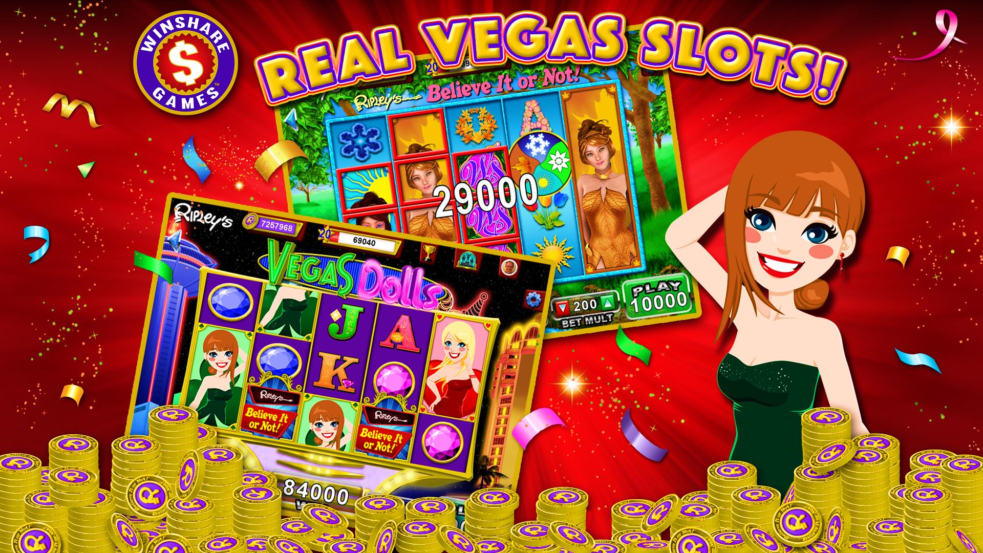 Real Vegas 5