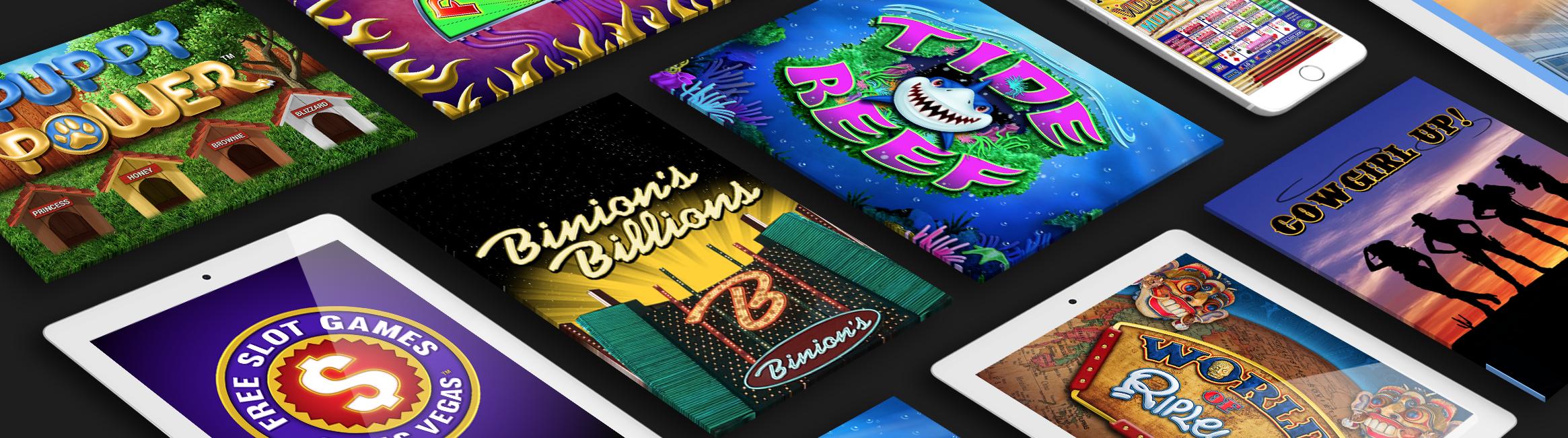Free Slot Games Of Las Vegas