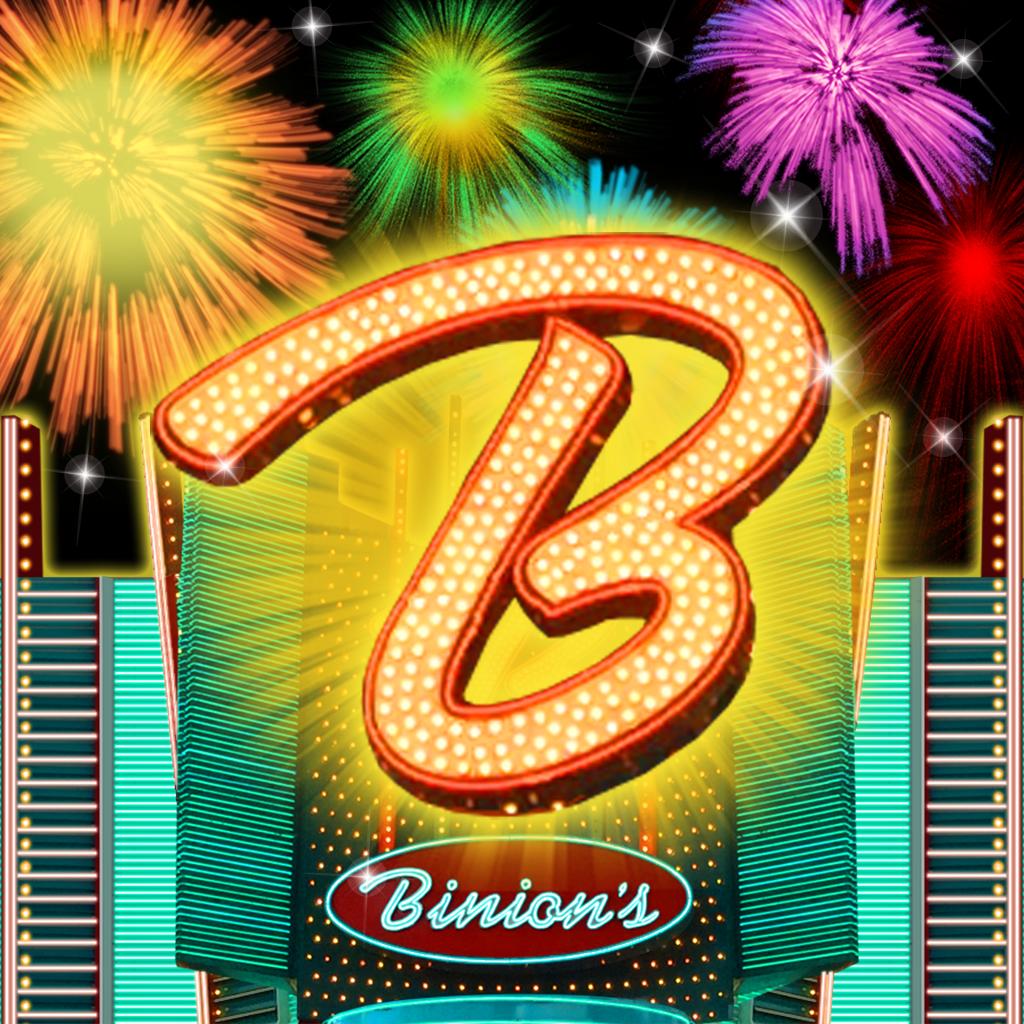 Binion's Casino App