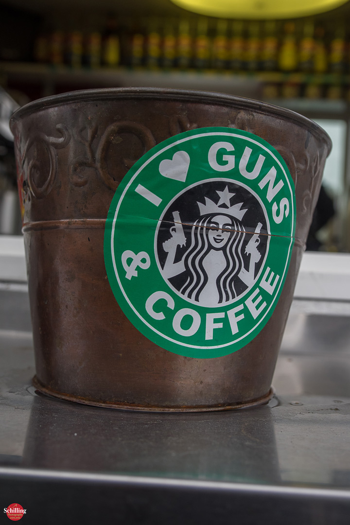 I Heart Guns & Coffee