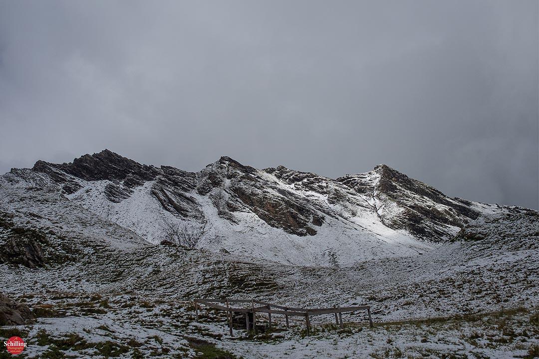 Bergwanderweg Above Bachalpsee