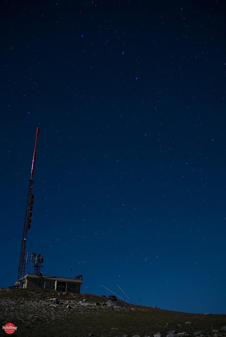 Antenna & The Dipper