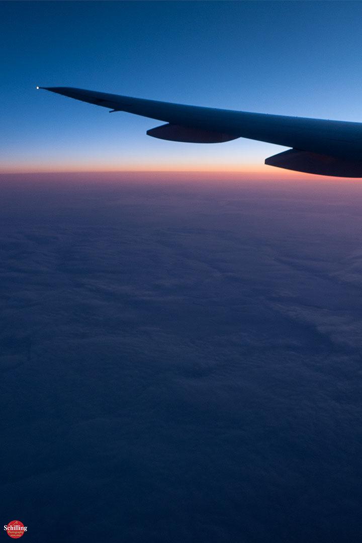 Over Baffin Island 2