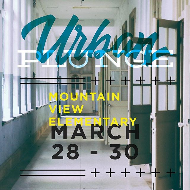 Urban Plunge is THIS WEEK! Have you signed up yet? It's not too late! Sign up now! #linkinbio