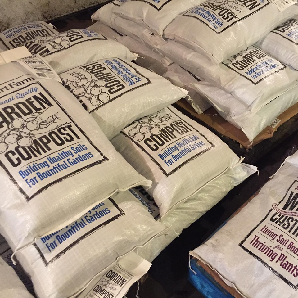 BDF Bagged Compost