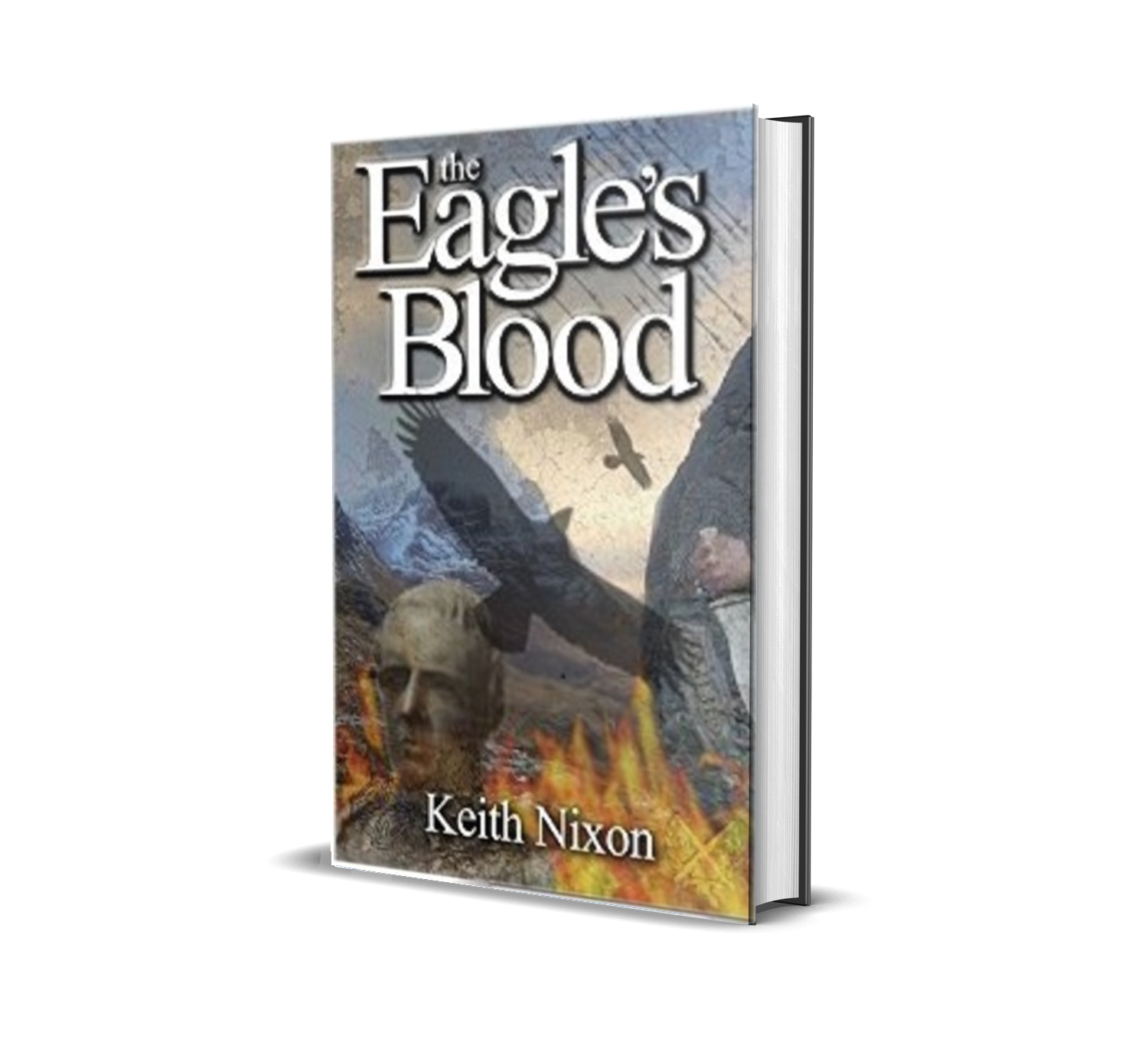 The Eagle's Blood - The British army is shattered, defeat snatched from the jaws of victory by subterfuge and betrayal. Caradoc flees the battlefield, the crown heavy on his head and his heart set on retribution. He has to make hard decisions and tough compromises, but with the sovereignty of Britain at stake, personal pride sometimes has to take second place.Emperor Claudius is determined to make as much political mileage as possible out of the Roman victory in an attempt to consolidate his own position. That does not sit well with the Roman military, who have their own objectives and who will do whatever it takes to achieve them.As the Romans consolidate their gains and begin to push west, Caradoc finds he has few friends left. So he must turn to the Durotriges, a wild, hill fort dwelling tribe. But the Durotriges are riven by strife and petty squabbles.Aulus Plautius, commander of the Roman army, brings his siege weapons to bear, can Caradoc resist the onslaught?