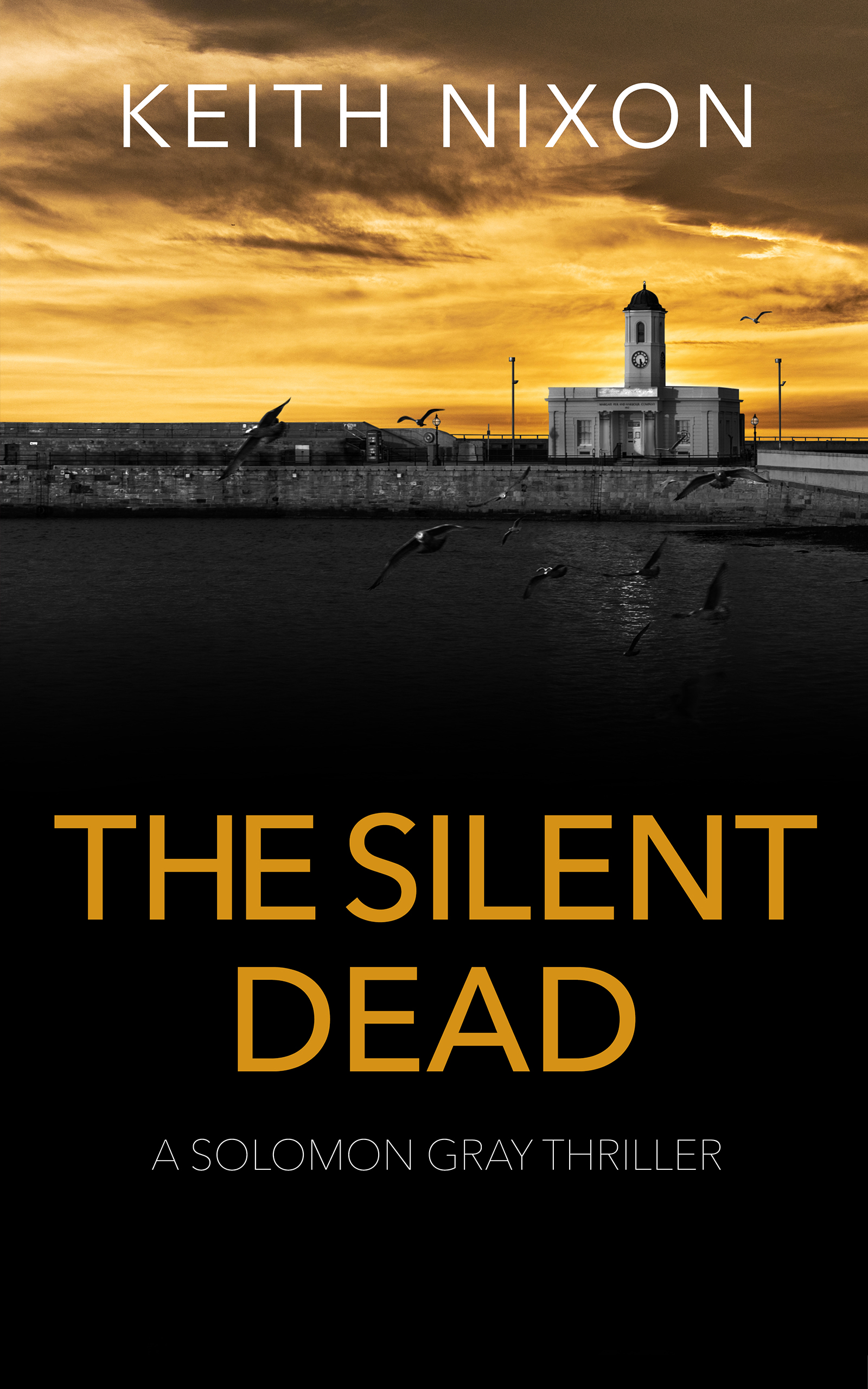 The Silent Dead - Out 17th September - A gruesome discovery. A secret long buried. The past uncovered.When Detective Inspector Solomon Gray is called to a quiet residential property what he discovers is truly shocking – the mummified body of a new-born baby. The tiny corpse, hidden inside a cardboard box at the back of a wardrobe, is only found after the death of the homeowner, Andrea Ogilvy.Until a few years ago Ogilvy was a foster carer for the local council, looking after hundreds of children during her career. But something made her give up her role. But what? Nobody truly knows.DNA analysis on the child leads Gray to three women; one of which may be the abandoned baby's mother. Gray digs deeper, uncovering painful family secrets and lies. It seems vulnerable young women were being exploited by a man in a position of power. But who helped him cover everything up? And why?And someone is setting a dog onto teenagers – criminals early in their careers. Seemingly a vigilante is operating, doing what the police won't. And, as usual, Gray's complex personal life interferes with his job.Who is the baby? Why was it hidden? What lives will be shattered by Gray's investigation?