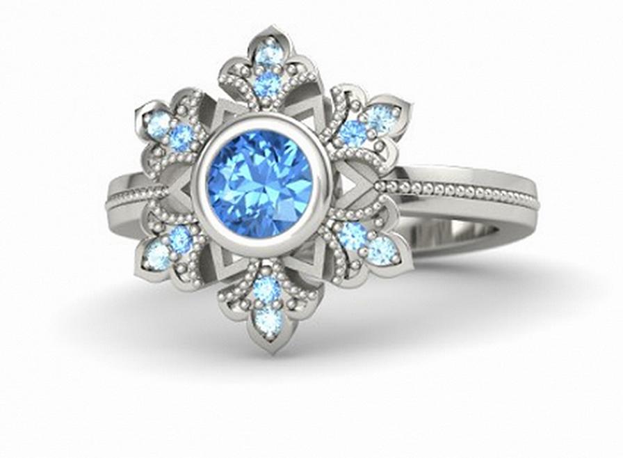 Elsa wedding ring