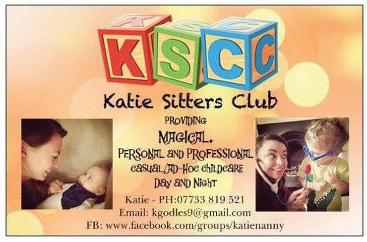 KatieSitters Club