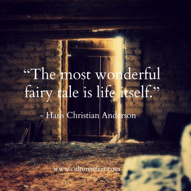 hans christian quote