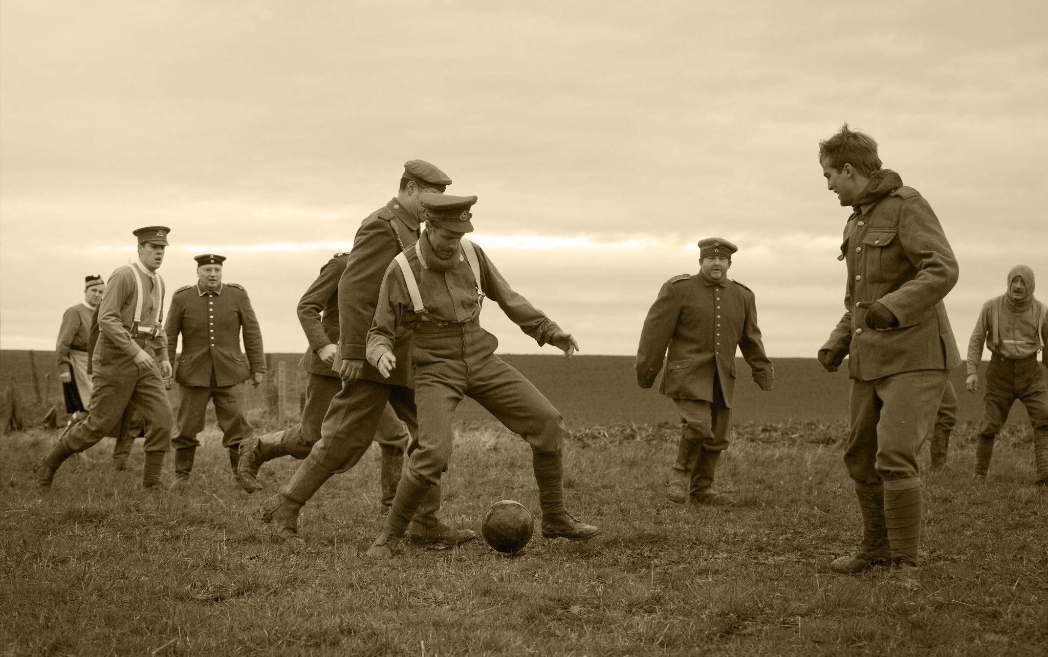 WW1 christmas football truce