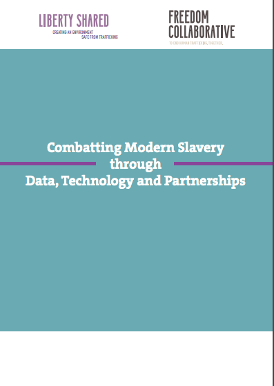 Combatting Modern Slavery through Data, Technology and Partnerships