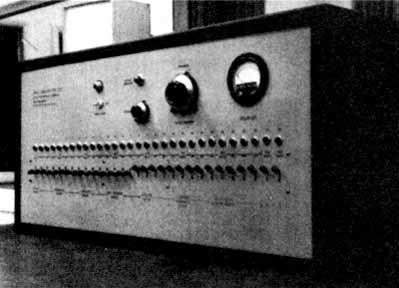 """Stanley Milgram's fake """"Shock Machine"""""""