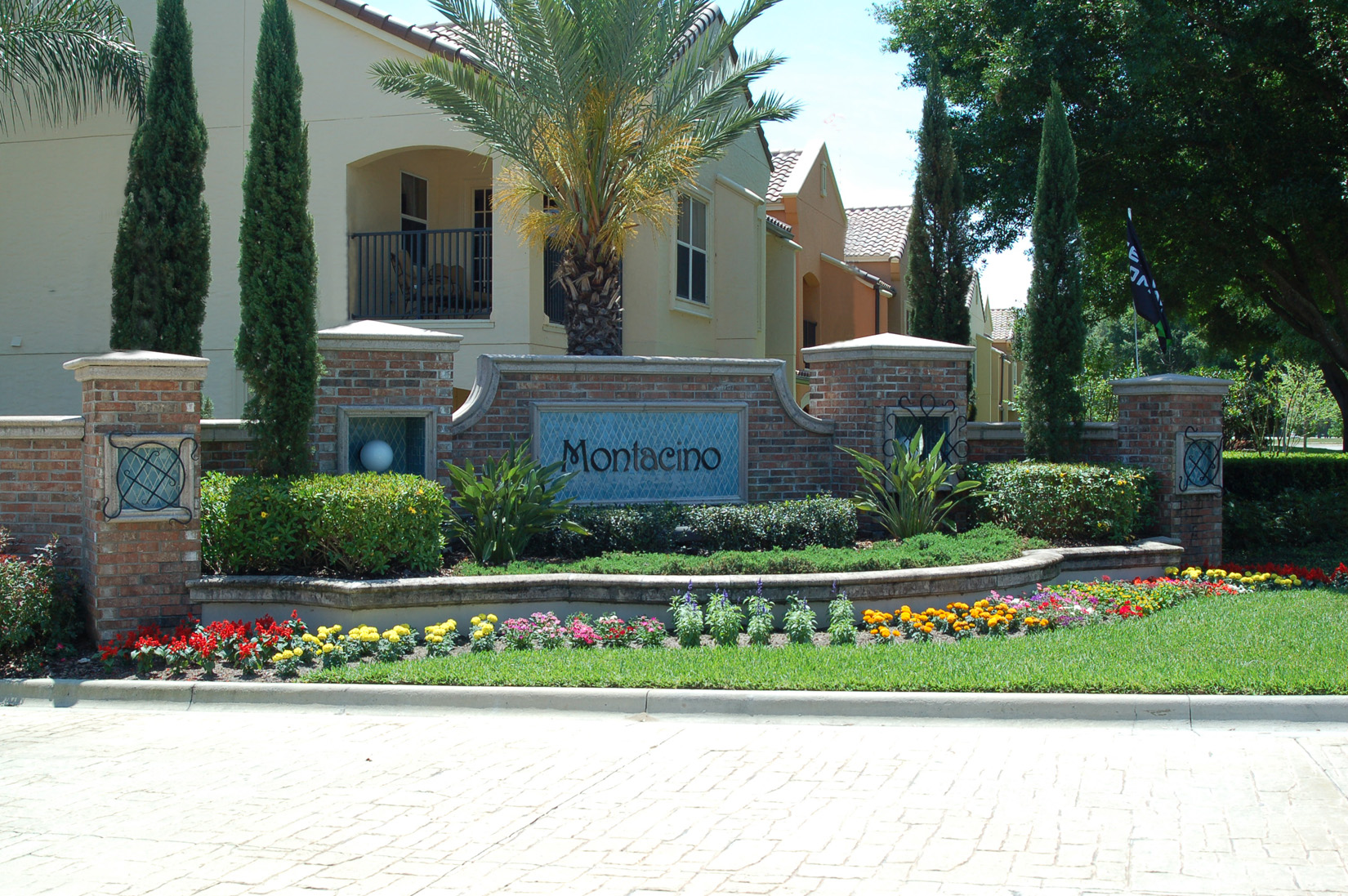 Montacino Sign Daly Design Group