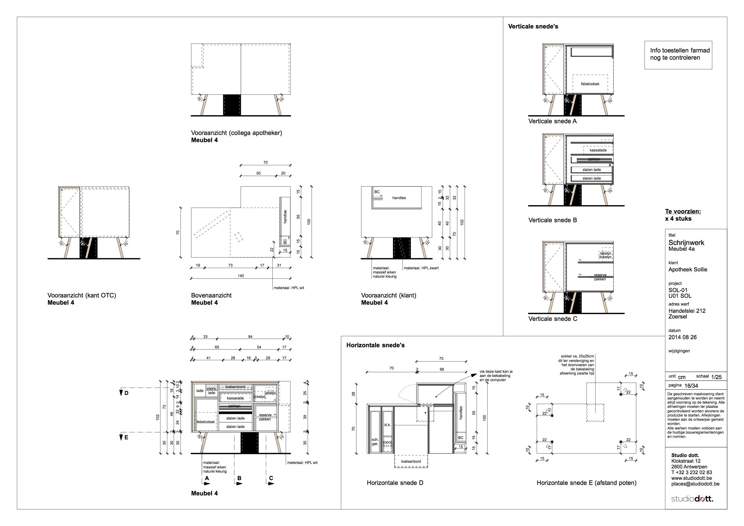 detail uitvoeringsplannen