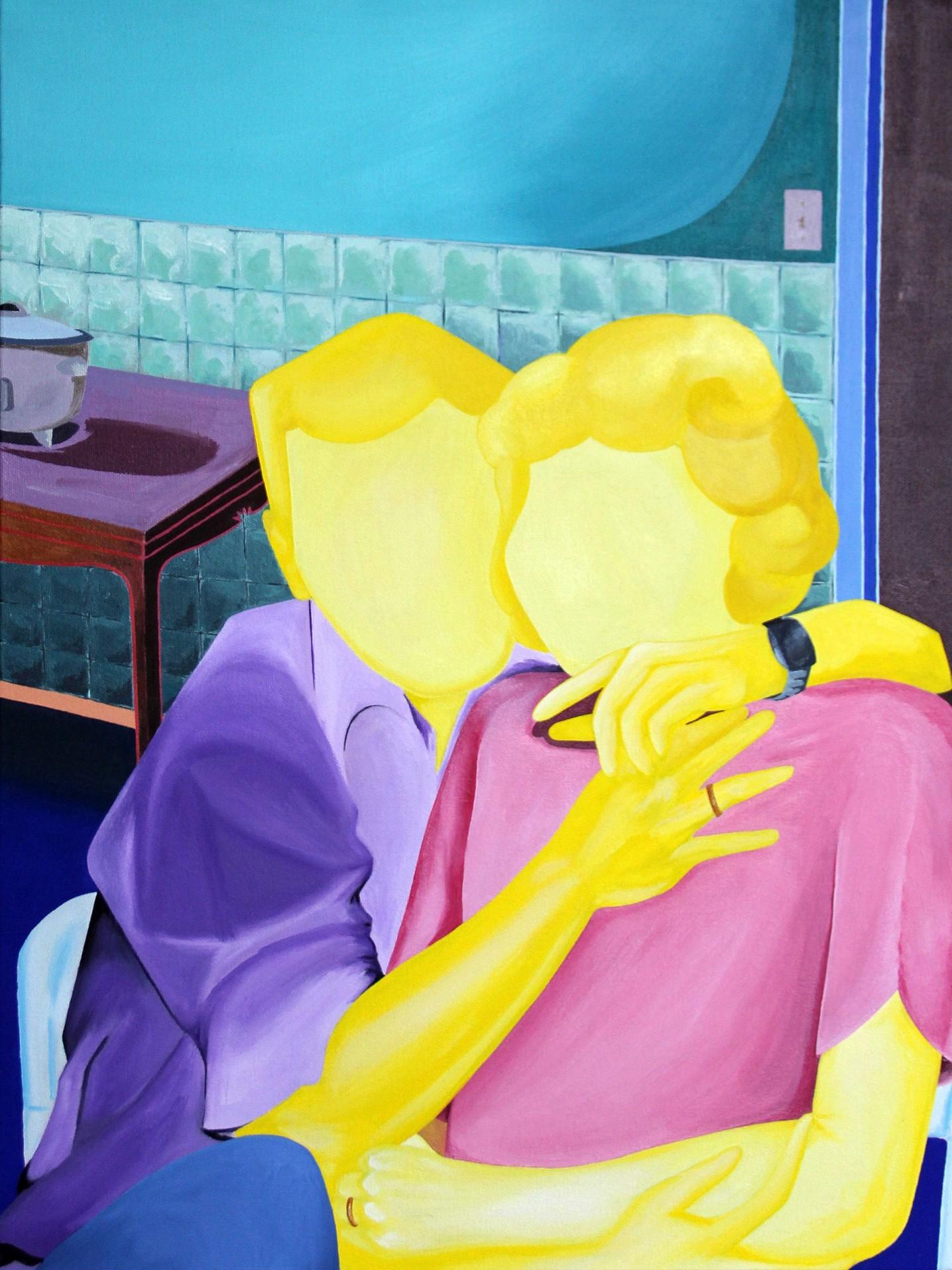 Pot Luck Couple by Diana Zeng