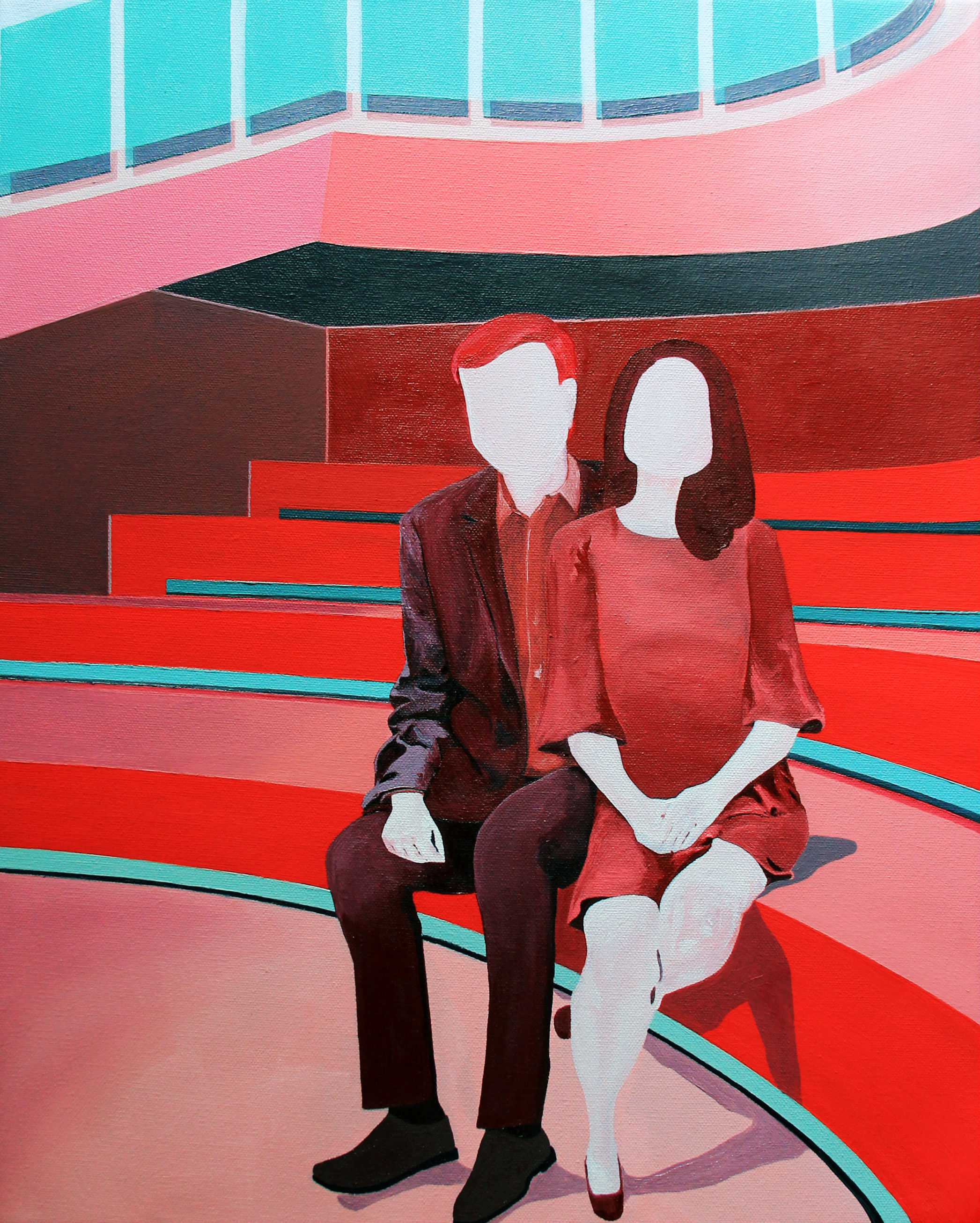 The Holekamps by Diana Zeng
