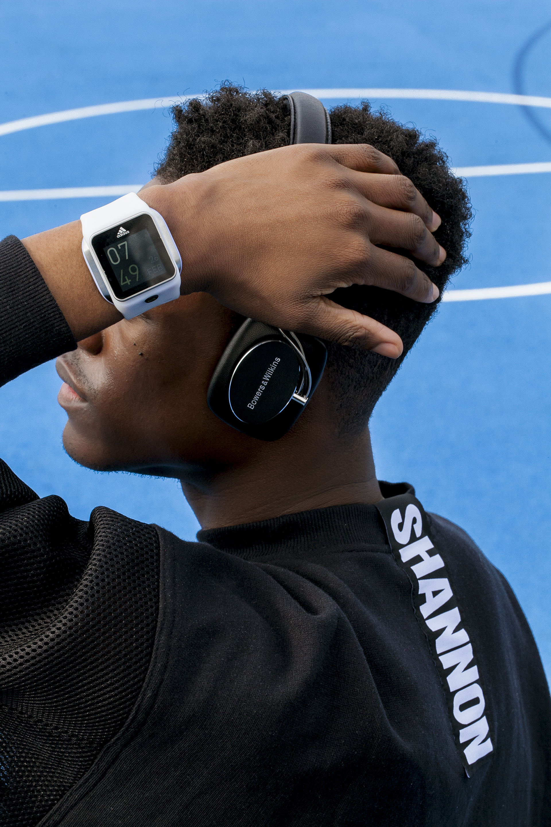Before During After SAMSON Vol. 2 Adidas MiCoach Watch Bowers & Wilkins Christopher Shannon.jpg