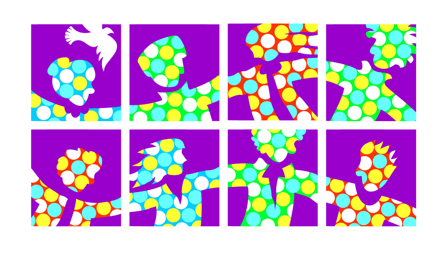Holiday Sparkles   Gary Brandenburg     This shows one illustration from a 2-page holiday card that I distributed as an Acrobat PDF document. It included elements that sparkled as the user rolled over the image. __________