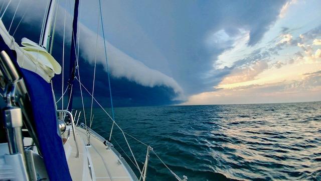 Photo courtesy of Smilin Scott Tartan Sailor