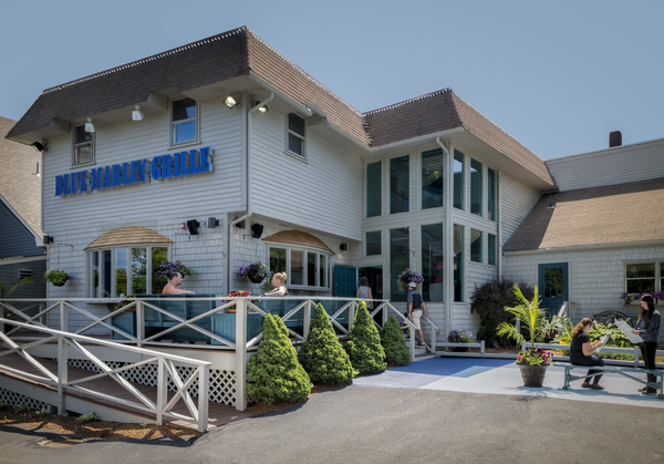 Blue Marlin Grille 65 Eastern Ave. Essex, MA