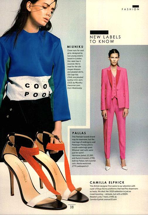 Sunday Times Style - Feb 15