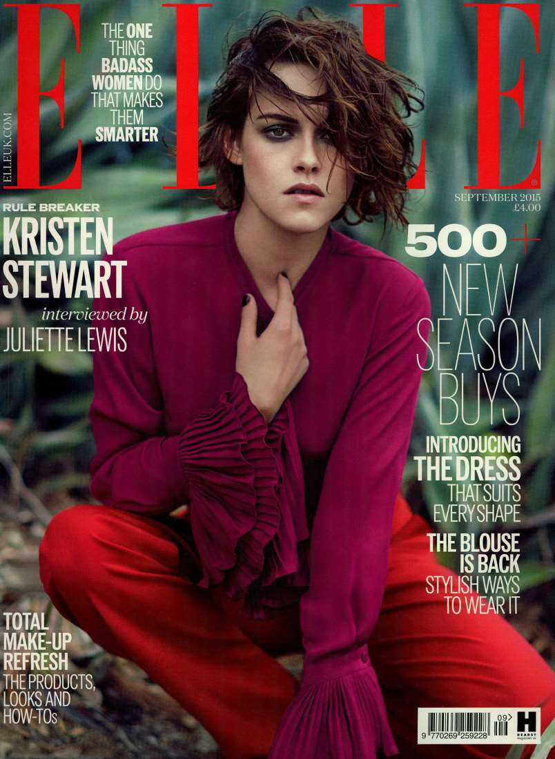 Elle UK - September 15