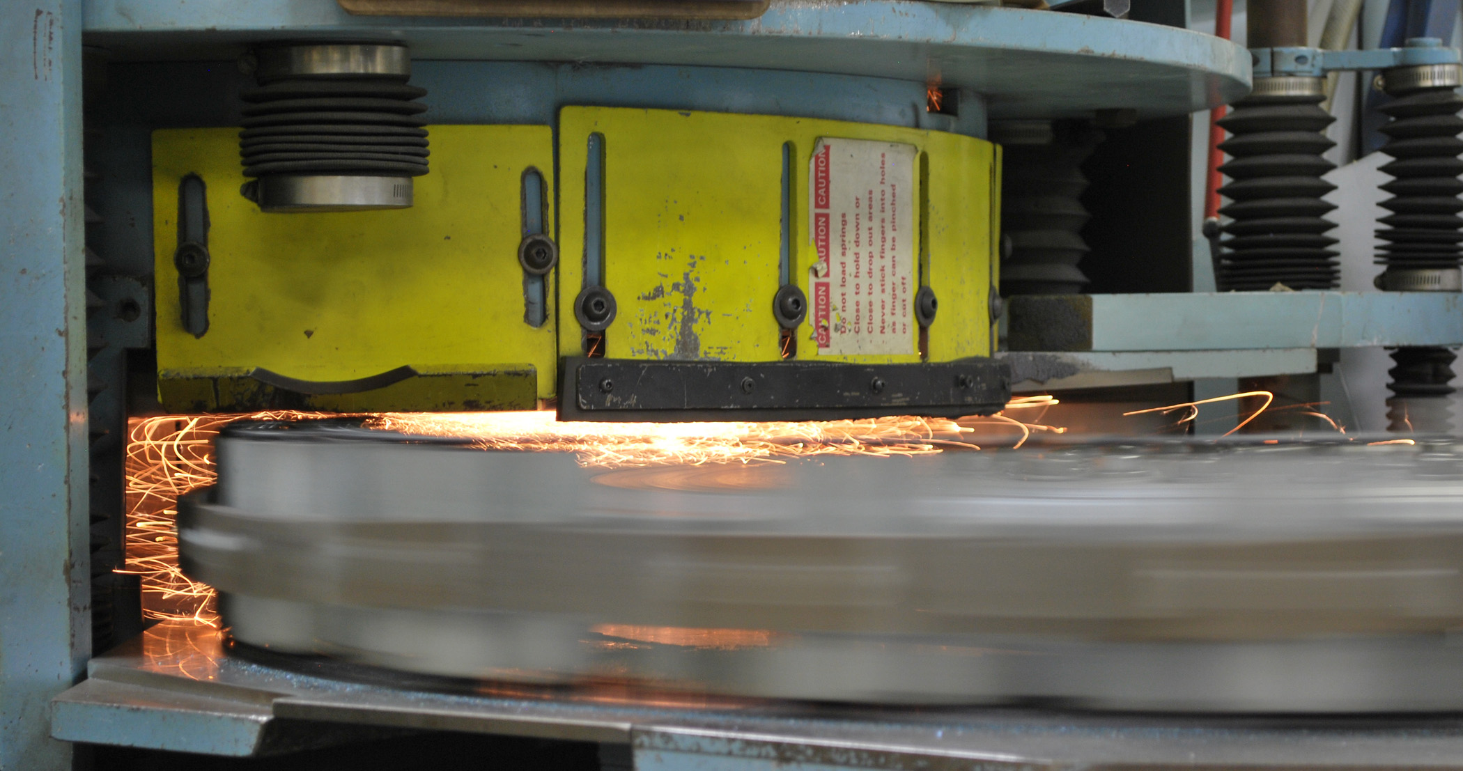 Coil Spring Manufacturing