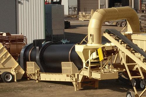 Asphalt Plant Manufacturing