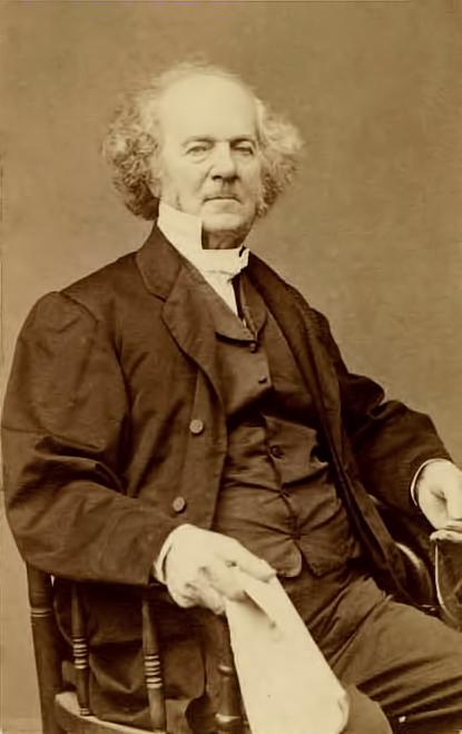 Lewis Tappan.