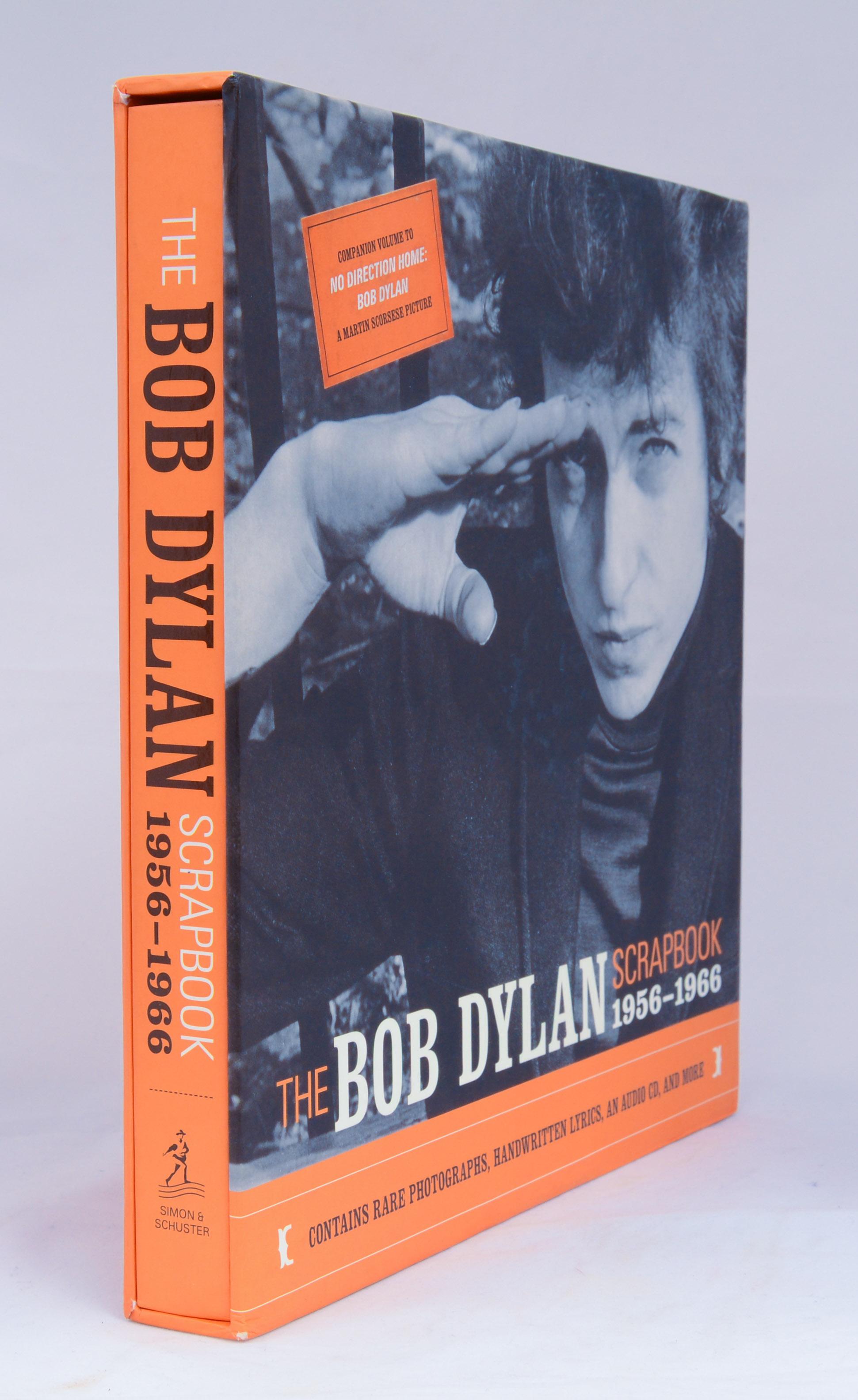 Santelli. Bob Dylan Scrapbook