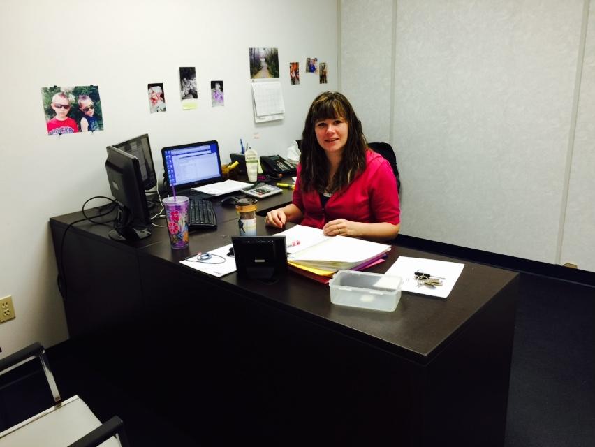 Carrie Peach (Whitecourt Office)