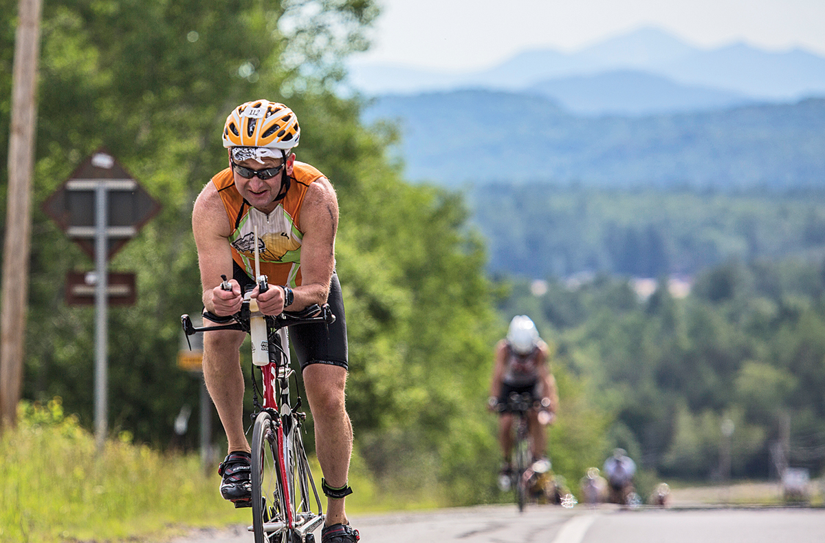 2015 Tupper Lake Toughman Tinman competitors enjoy challenging terrain in a beautiful setting.    ROOST/adirondacksusa.com