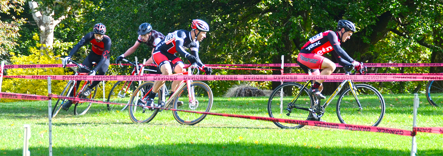 2015 NYCROSS Uncle Sam Grand Prix Race at Prospect Park in Troy; Category 3/4 Men Race.   Jen Harvey