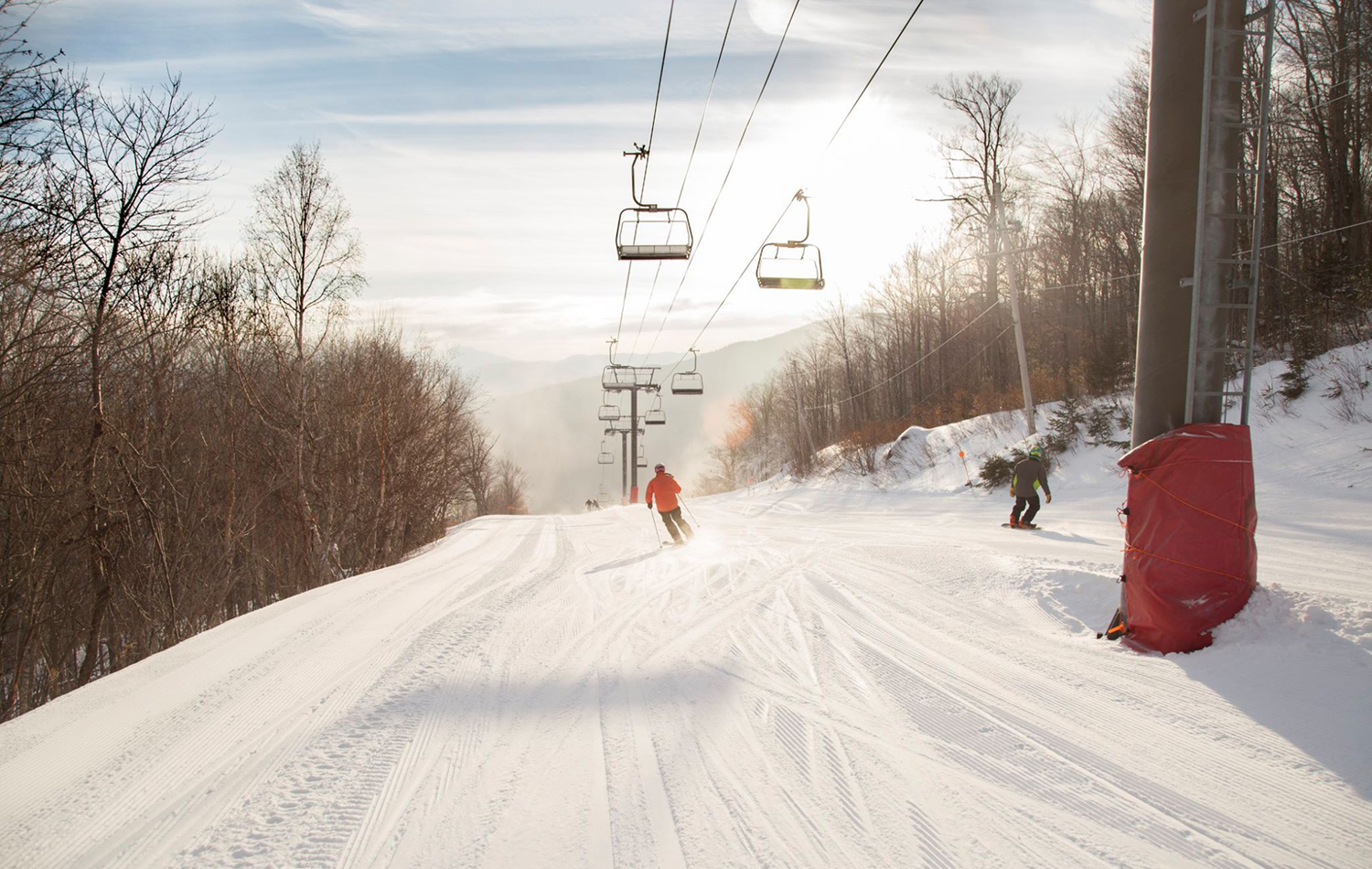 Just send it!   Whiteface