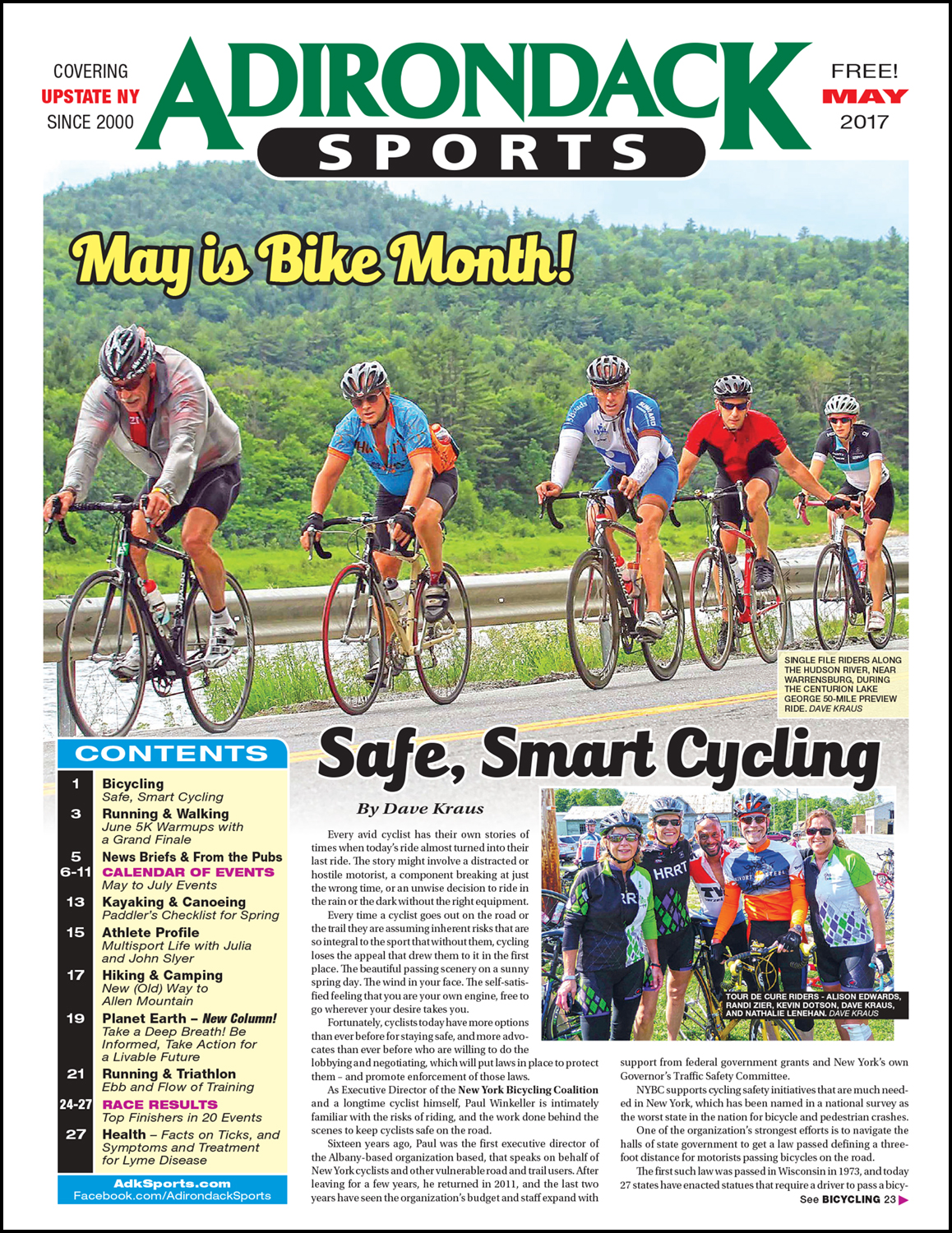 May 2017 - Read Articles / View PDF