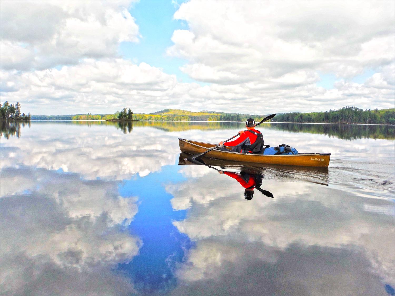 Little Tupper Lake.  Rich Macha