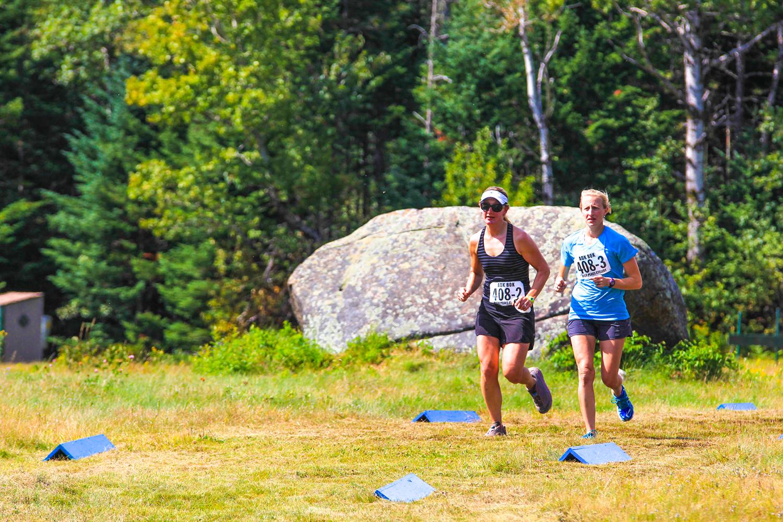 2016 ADK 80K Trail Run.