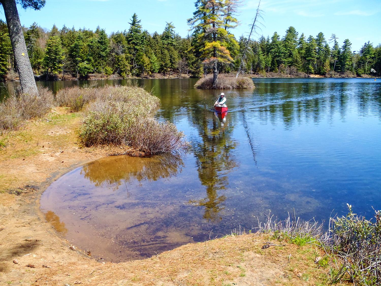 Horseshoe Pond.   Rich Macha