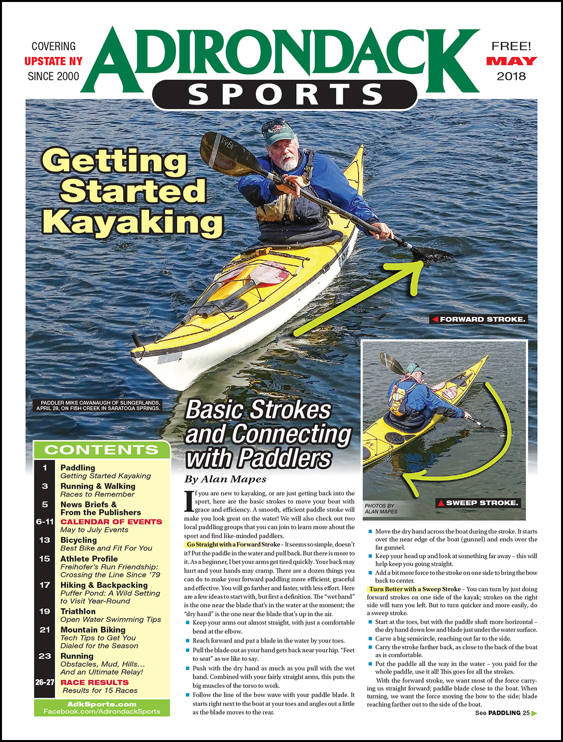 May 2018 - Read Articles / View PDF