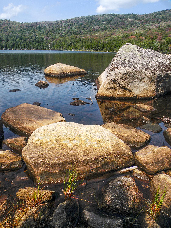 Brooktrout Lake.   Bill Ingersoll