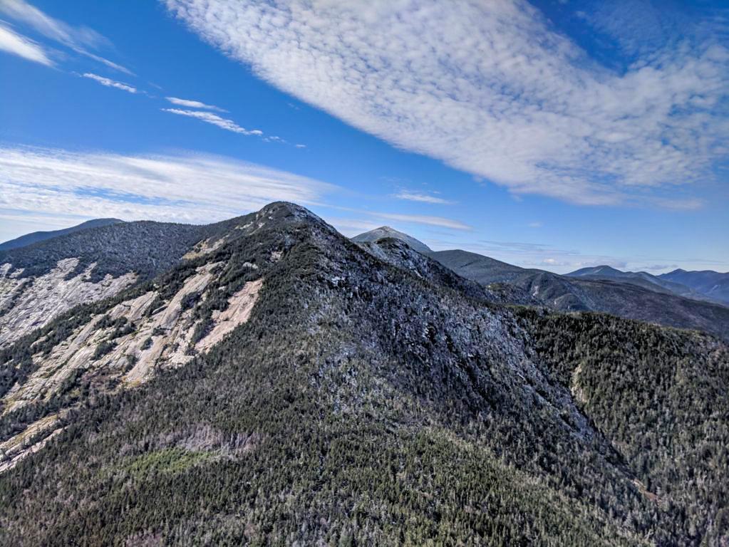 View from Saddleback.   Bill Hoffman