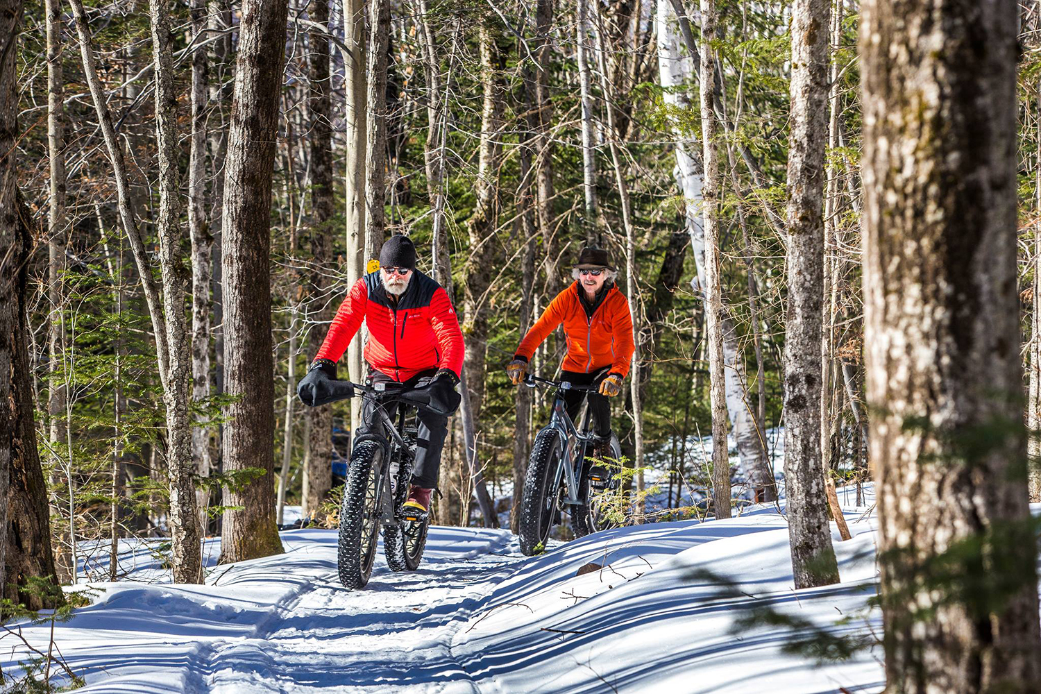 Garnet Hill's Winter Fest is on Feb. 23 with fat bike rides (Grey Ghost demos) and 3K and 6K Nordic ski races.