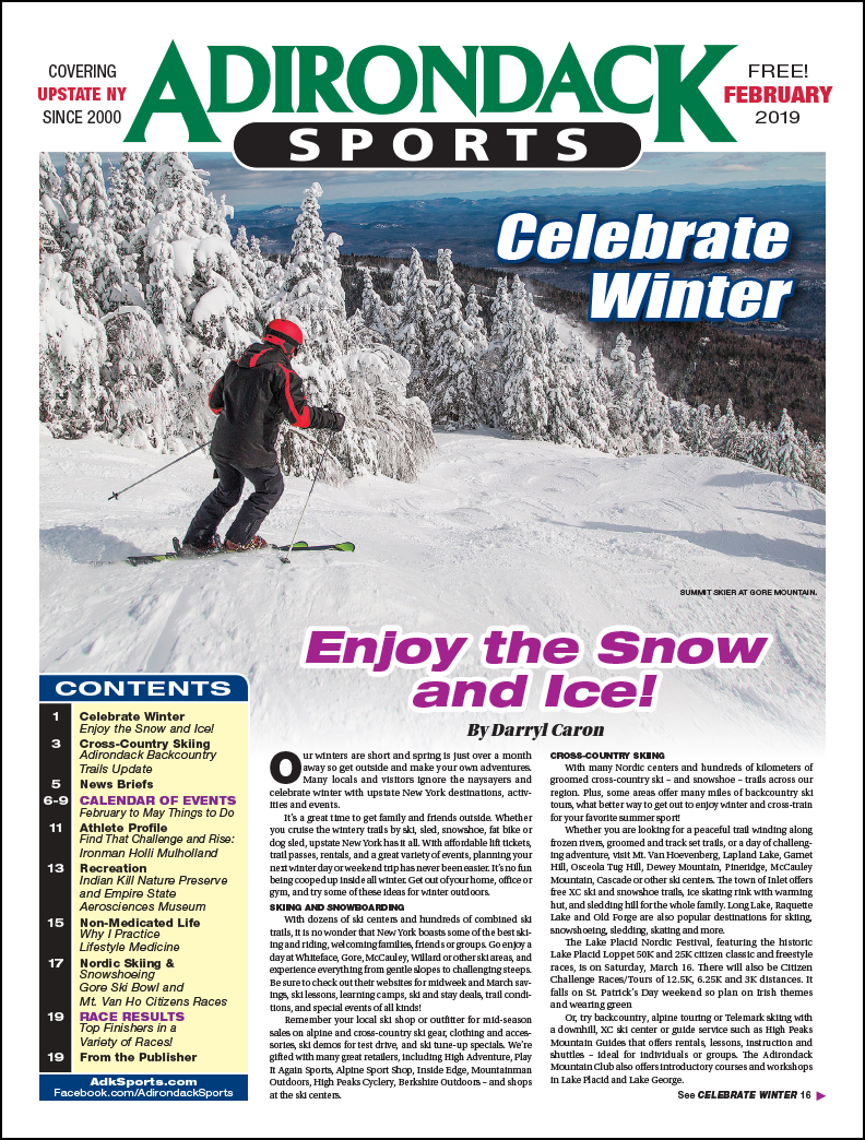 February 2019 - Read Articles / View PDF