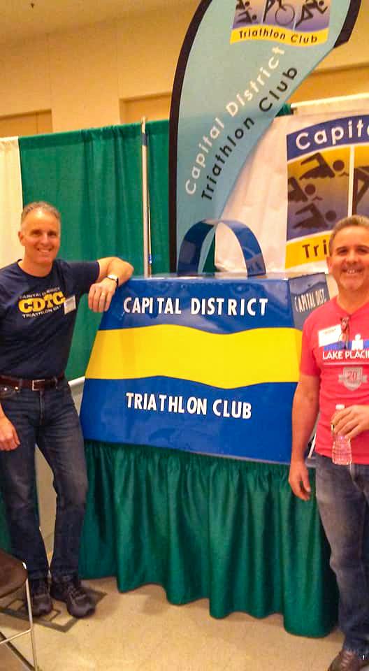 More cowbell… it's triathlon season!   Lee Hilt