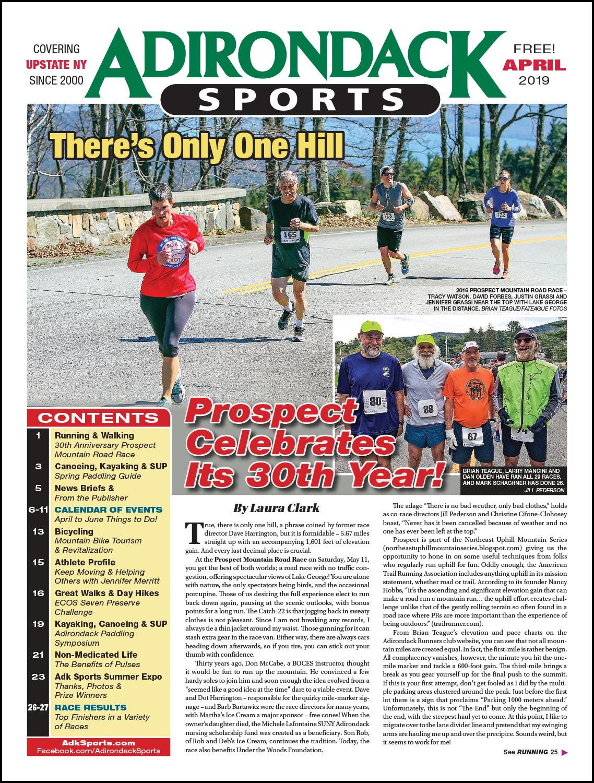 April 2019 - Read Articles / View PDF