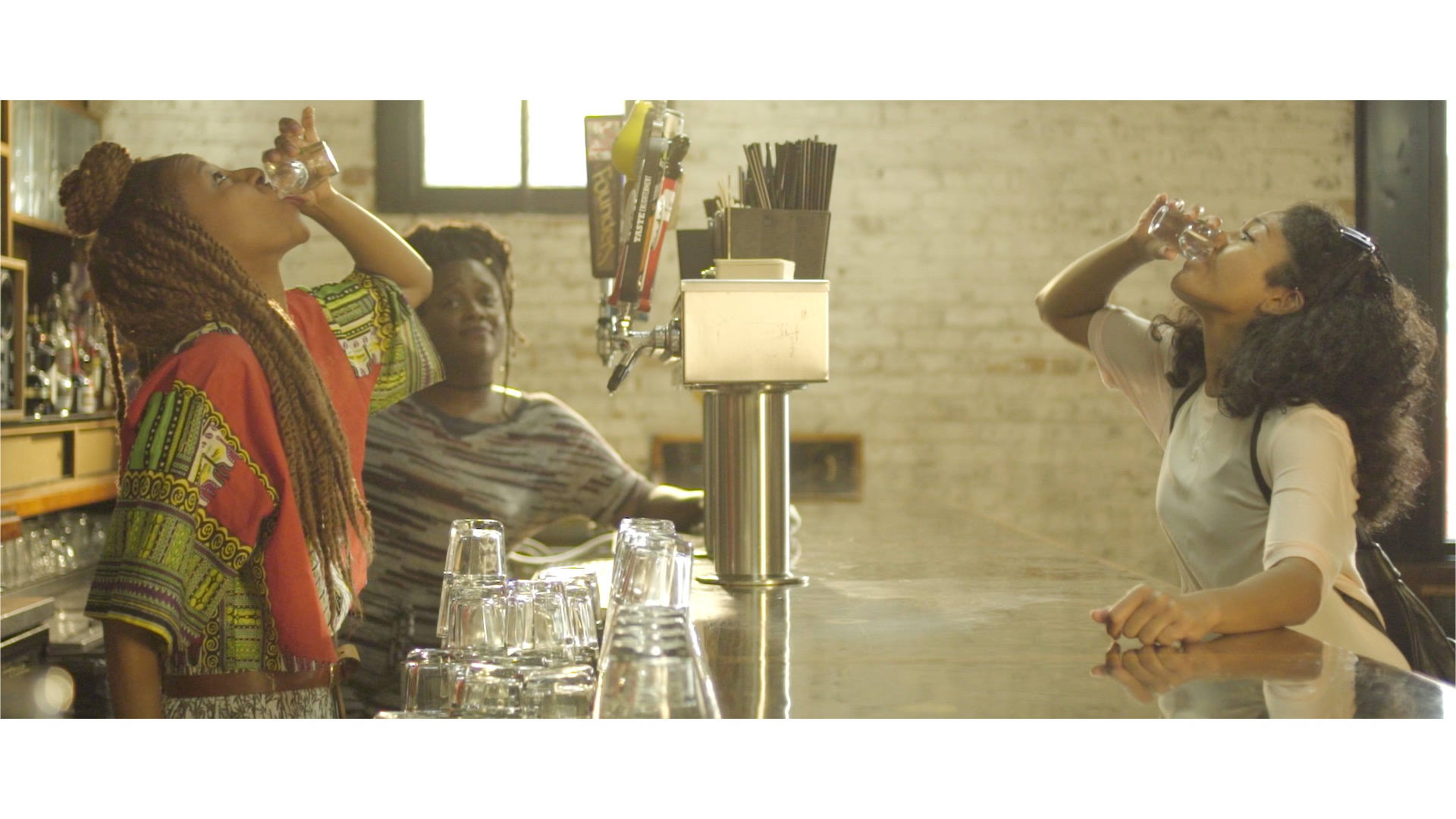"Still from ""Brown Girls"""